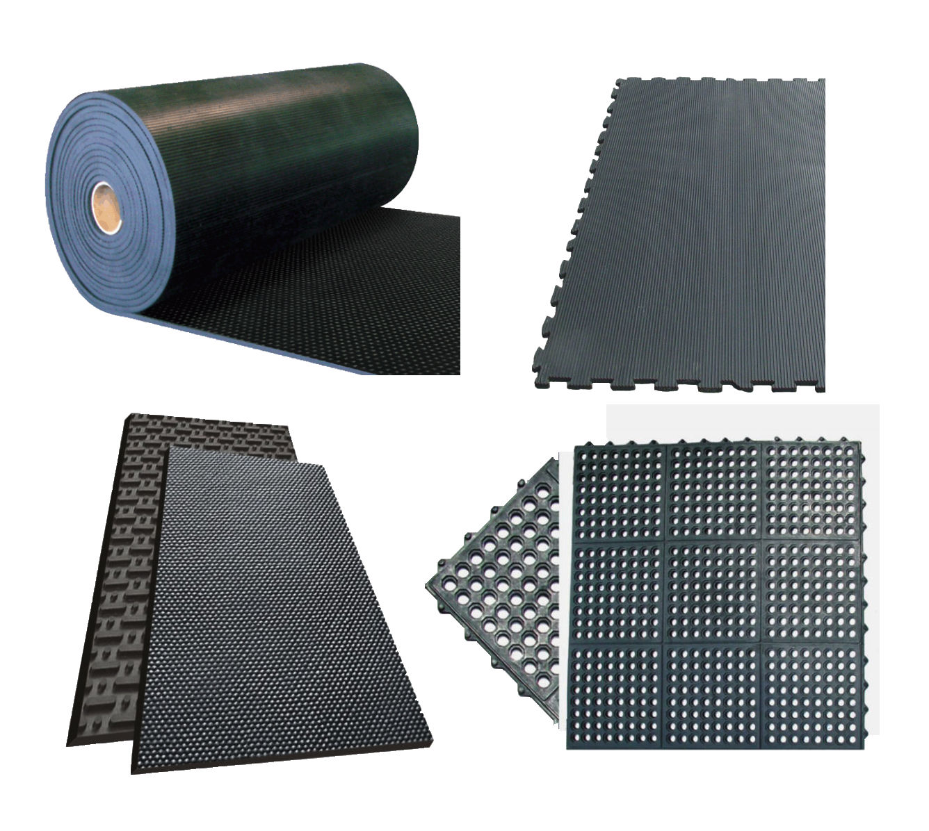 Rubber Flooring Solutions